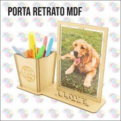 PORTA RETRATO MDF MÃES MOD 004