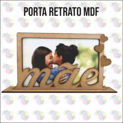 PORTA RETRATO MDF MÃES MOD 005