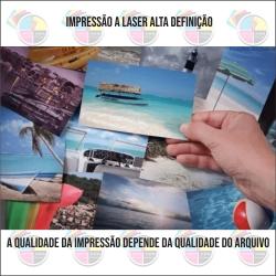 Impressão de Foto 13x18 papel Fotográfico Fosco
