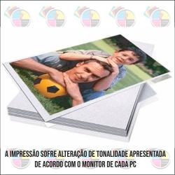 Impressão de Foto A4  papel adesivo  Fotográfico Fosco